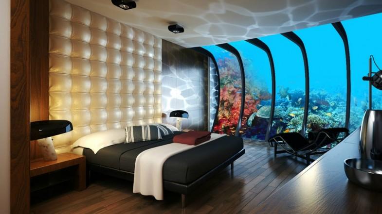 Podvodni hotel The Water Discus - apartman.