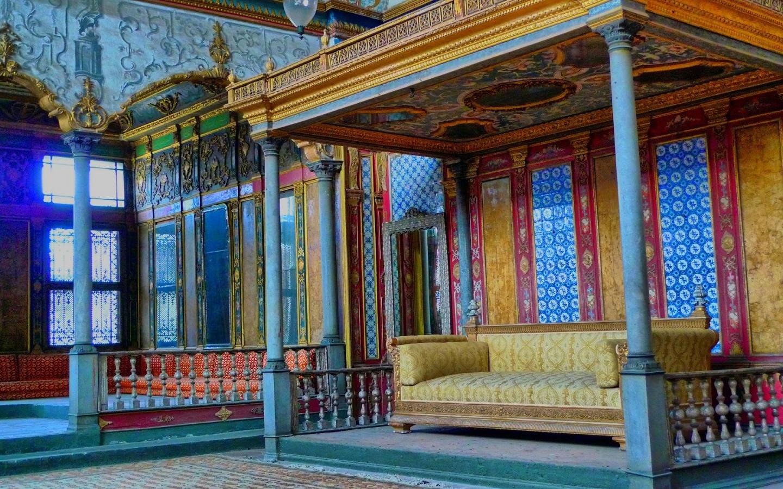 Topkapi saraj – Palata Sulejmana Veličanstvenog  Uredite Dom