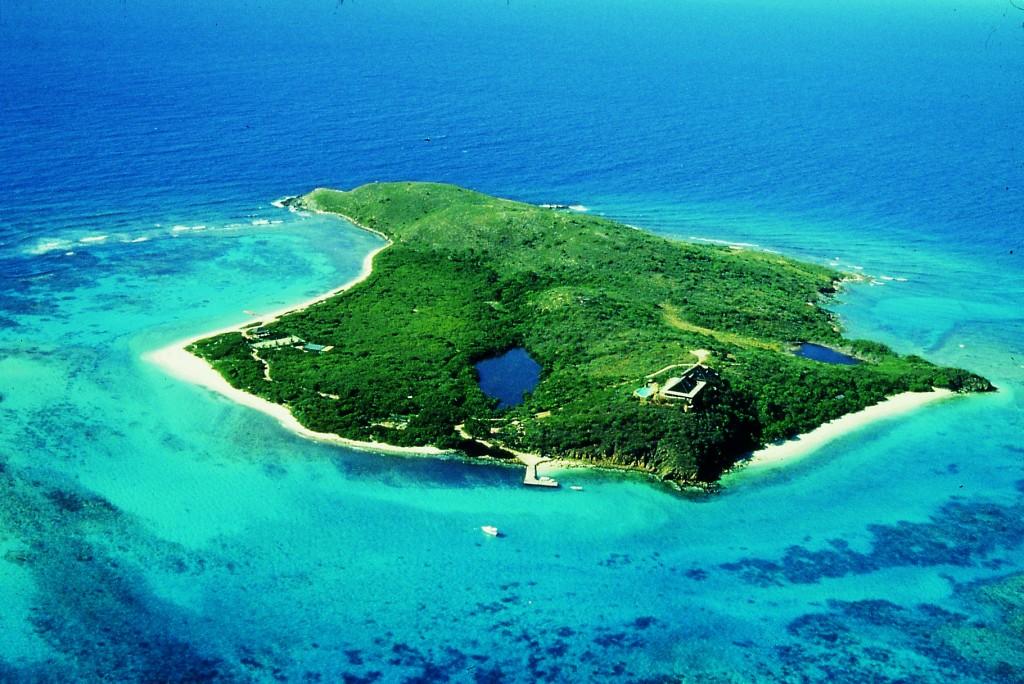 Richard Branson posjeduje ovo ostrvo još od 1984. jedina namjena mu je odmor bogatih i slavnih u privatnosti.