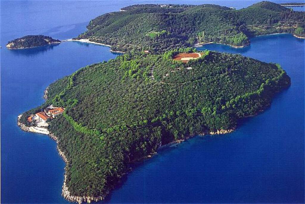 Grčko ostrvo Skorpios u Egejskom moru, donedavno u vlasništvu porodice Onazis, sada je prodano ruskoj bogatašici.