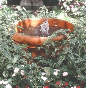 Gotova fontana.