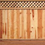 Drveni panel.