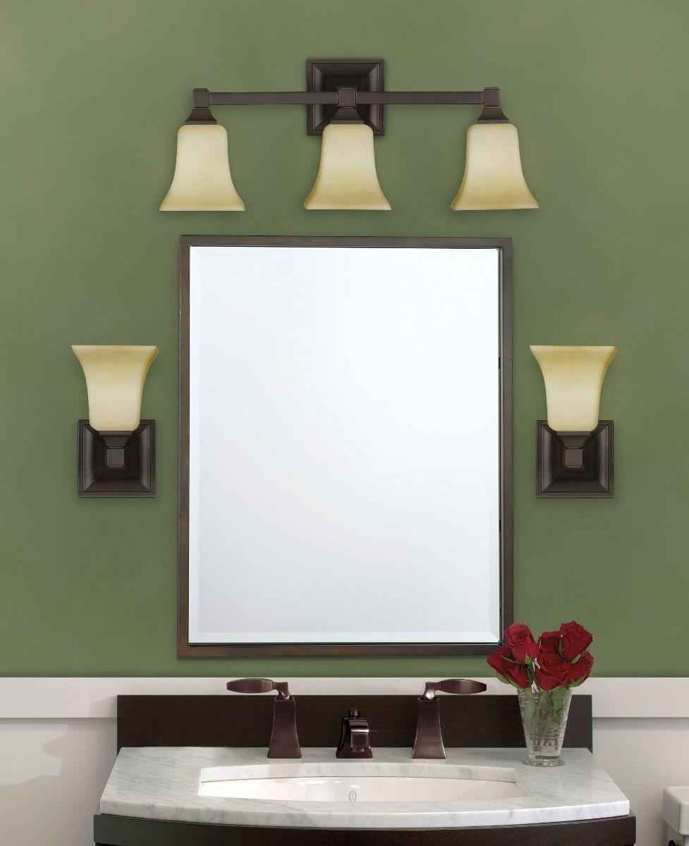 Ideje za osvjetljenje u kupatilu  Uredite Dom