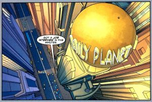 Daily Planet uvijek strada u filmovima i crtanim filmovima o Supermenu.