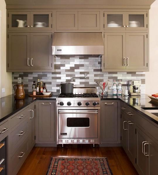 Kako dekorisati male kuhinje?  Uredite Dom