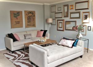 Ideje za uređenje male dnevne sobe  Uredite Dom