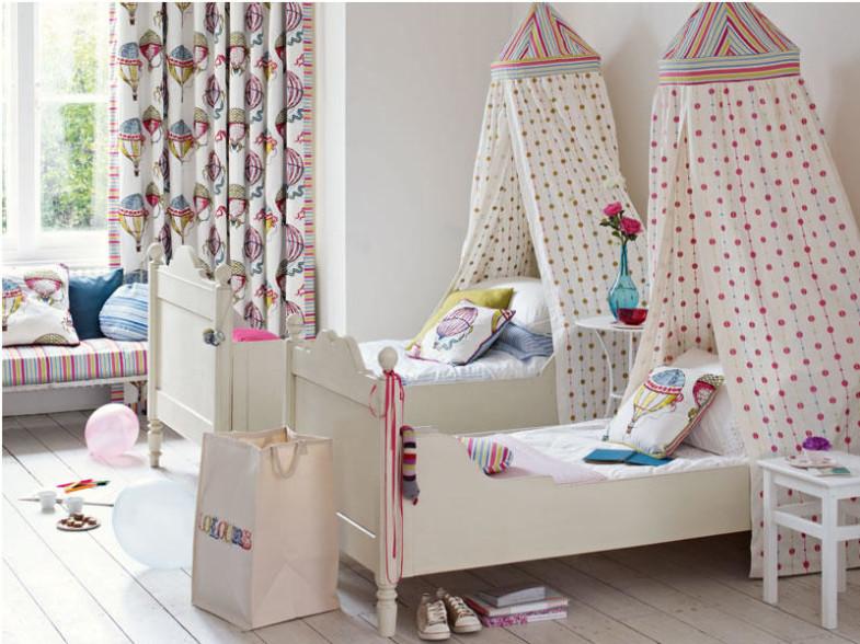 Dječija posteljina neka bude u skladu sa uzrastom djece.