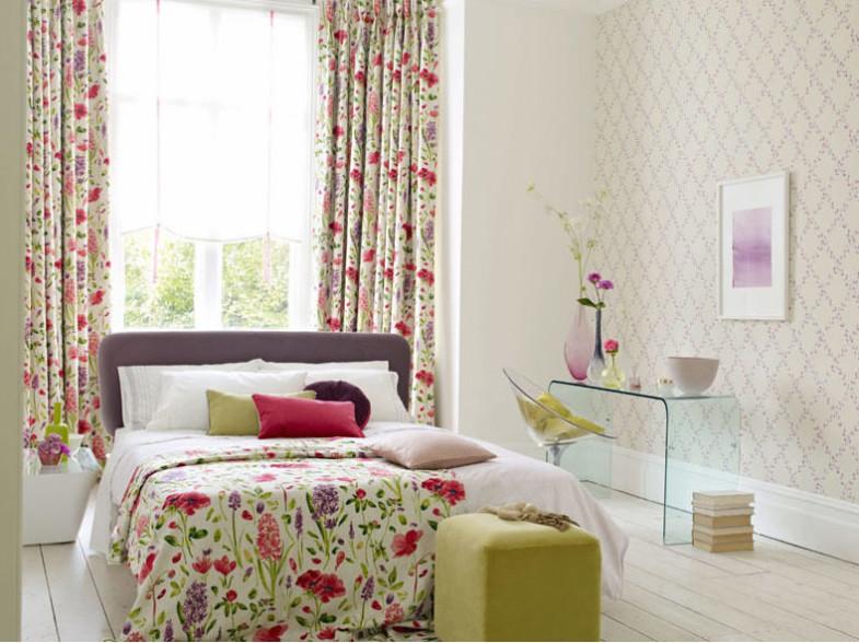 Ljetni vrt u vašem krevetu.