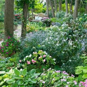 Napravite ugodan kutak u svom dvorištu dodavanjem klupe.