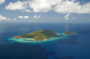 Otok Veliki Hans Lolik, Djevičanska ostrva