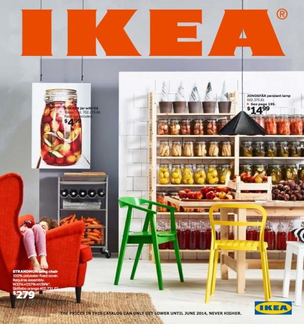 Ikea katalog 2014