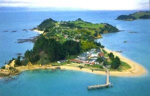 Ostrvo Pakatoa, Novi Zeland