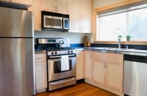 Ugradni uređaji su najbolji izbor u malim kuhinjama.