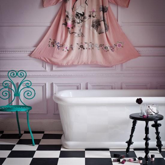 pink kupatilo