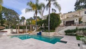 Pacific Palisades imanje u vlasništvu Schwarzeneggera.