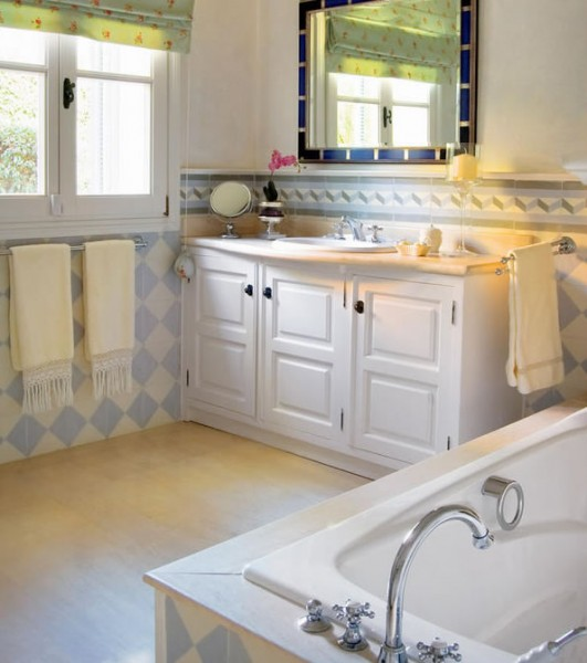 Kupaonica u engleskom stilu