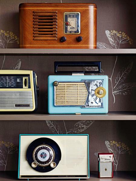 Stari radio prijemnici
