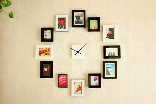 Zidni sat.