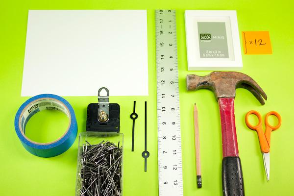 Potreban materijal i alat