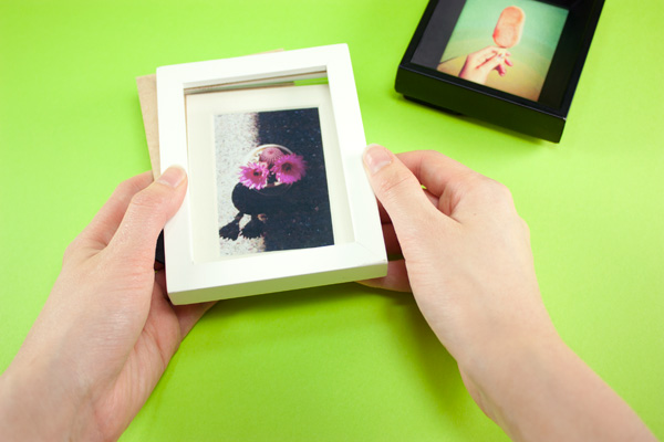 U ramove stavite slike
