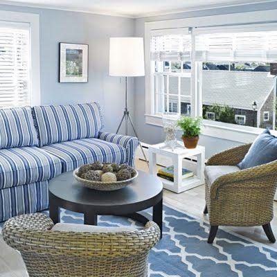 Udoban cottage stil za vašu dnevnu sobu  Uredite Dom