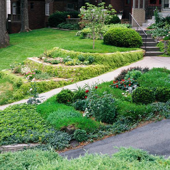 Terase u dvorištu | Uredite Dom