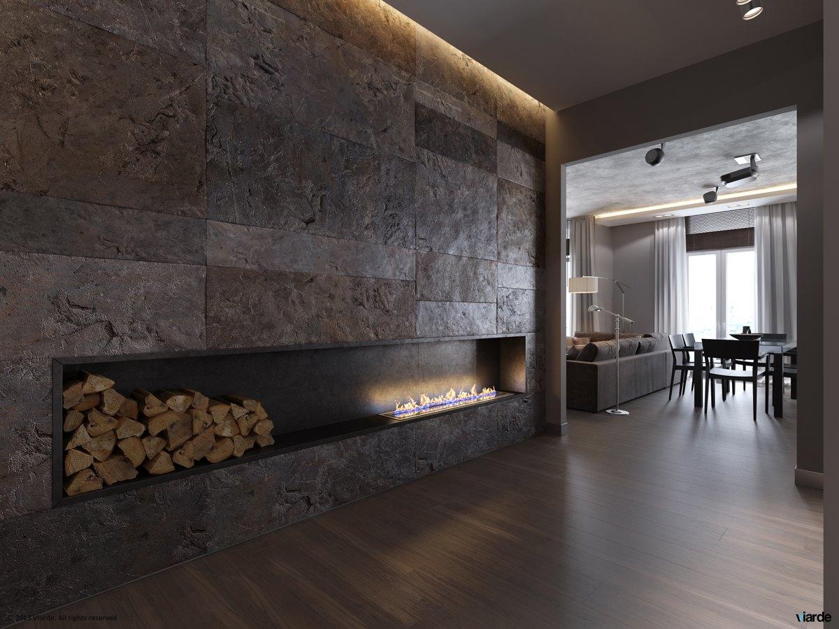 50 Nijansi sive (Luksuzni apartman u sivim tonovima)  Uredite Dom