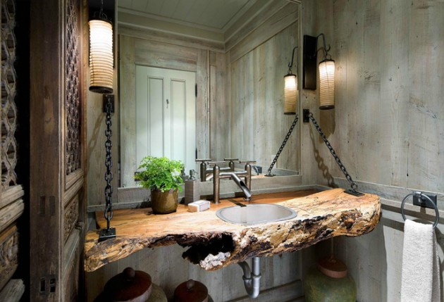 Kupatila inspirisana prirodom  Uredite Dom