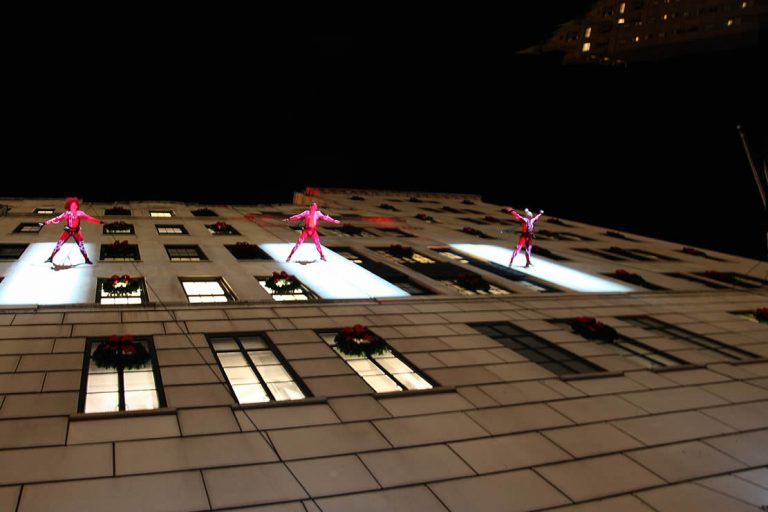 Bergdorf Goodman svečano otkrivanje izloga