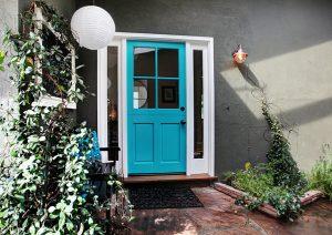 Ofarbajte ulazna vrata