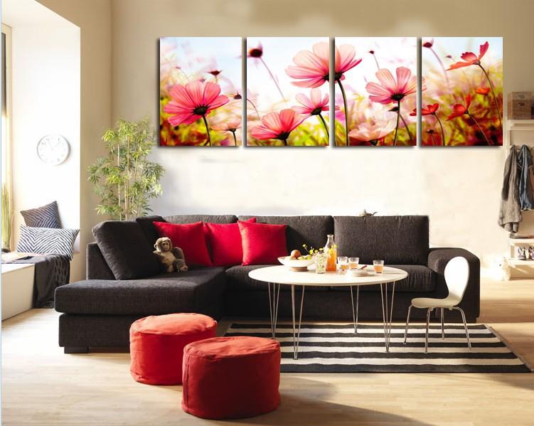 Kako dekorisati dom cvjetnim dezenima  Uredite Dom