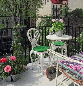 Namještaj za balkon