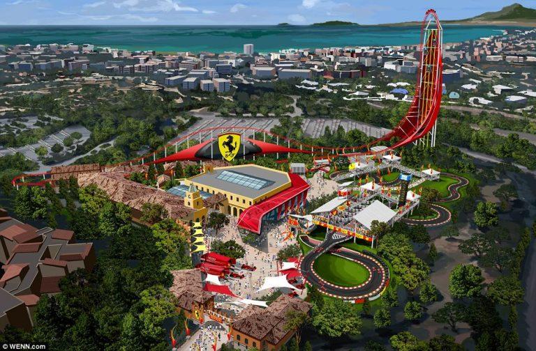 Budući najveći rollercoaster u Evropi