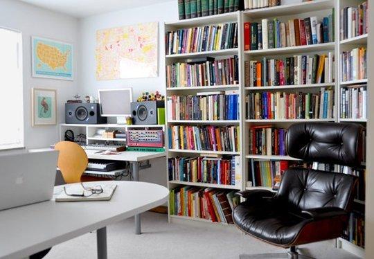 IKEA police za knjige