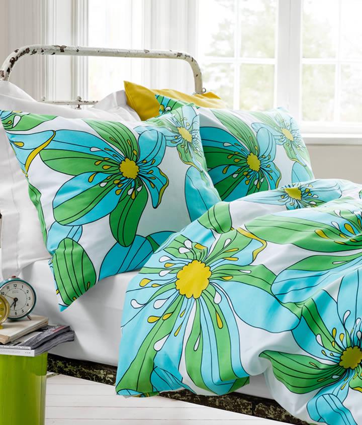Cvjetna posteljina
