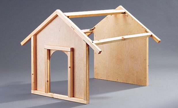 Kako napraviti kućicu za psa  Uredite Dom