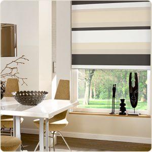 Platnene roletne ili roloi za prozore sa stilom  Uredite Dom