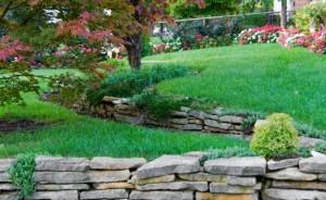 Terase su potreba svakog strmog vrta